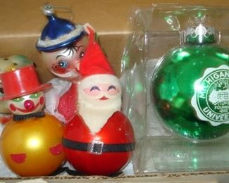 Large Selection of Vintage Christmas
