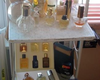 Large Selection of Vintage Perfumes