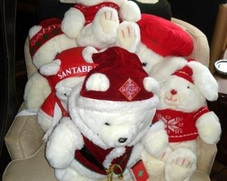 Santa Bears