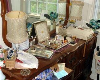 Vintage Dresser Accessories