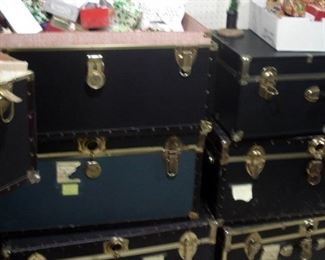 More Storage Trunks