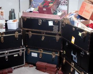 Many Storage Trunks