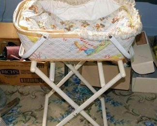 Toy Bassinet
