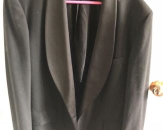 Men's Xlarge black jacket plus a $25 Nordstrom gift card for $40