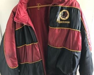 XL Redskin jacket, good condition, slightly worn. $40, comes with a $25 Nordstrom Gift Card.