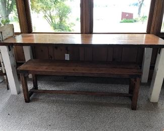 bench sold