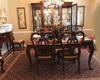 Stunning dining room furniture
