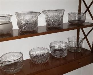 Antique Wine Rinser Collection