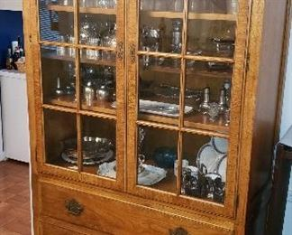 China Cabinet/Display Cabinet by Milling Road Furniture