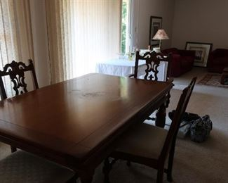 table  ( as  shown)
