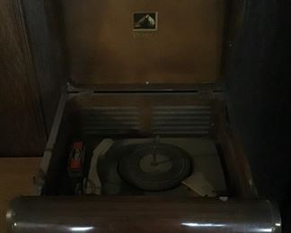 RCA Victor phonograph