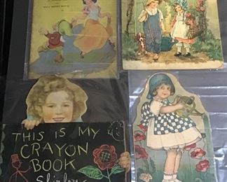 Vintage & antique children's books - not shown are golden books and other similar ones