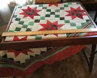 Quilt frames, several kinds