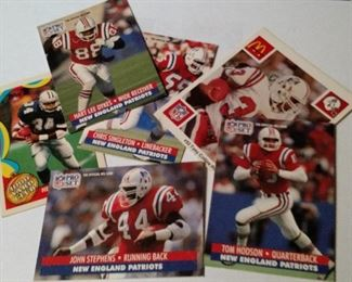 Large Selection of Football Cards