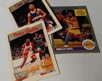 More of Large Selection of Basketball Cards