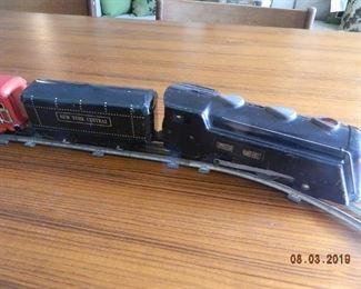 Commodore Vanderbuilt train