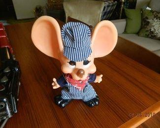 Engineer Ernie vintage toy