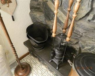 fireplace items