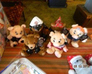 Harley Davidson dolls