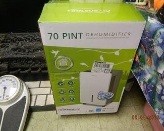 new dehumidifier