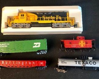 HO Train lot