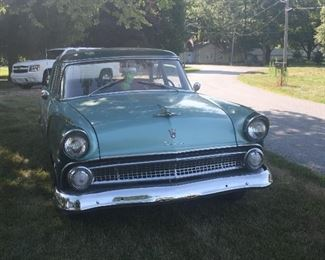 MINT 1955 FORD FAIRLANE