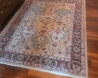 Gorgeous Persian rugs purchased in New York city