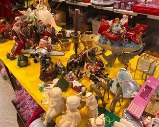 Lookit all this Christmas stuff!