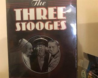 Three Stooges -- first-date homework for girls