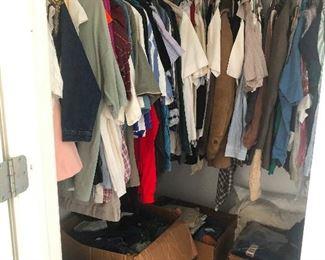 more clothes!