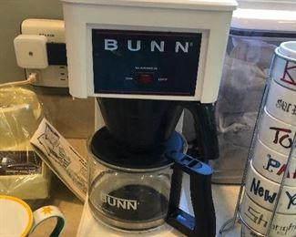 restaurant coffee maker