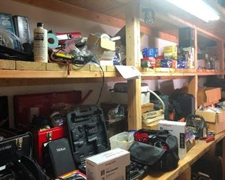 It beckons you, admit it. You wanna come here and rummage through all this stuff!