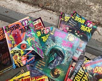 EVEN MORE comic books