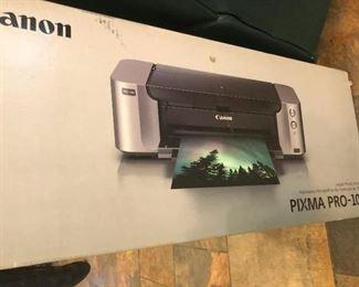 Canon Prixma Pro-100 professional inkjet photo printer
