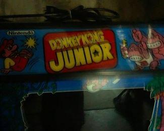 Donkey Kong Jr Junior