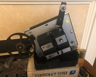 I'm back! But not for long. Gotta go again. (This is a vintage Bell & Howell projector you need this) I prolly won't be done captioning these photos before the newsletter drops -- don't tell Cher! But I will finish! Check back. (This is a monster sale)