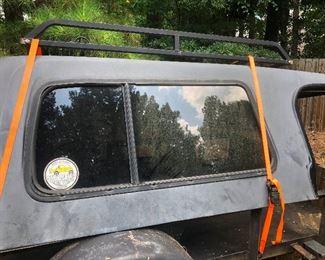 Scrambler Jeep Hard top