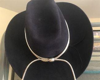Ladies Stetson cowboy hat
