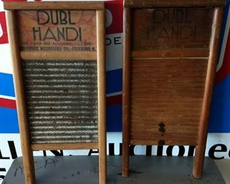 Vintage Wash Boards