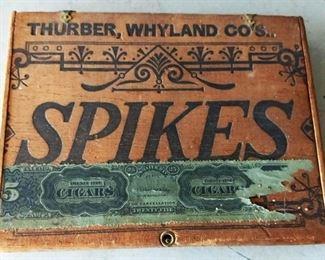 Vintage Cigar Box