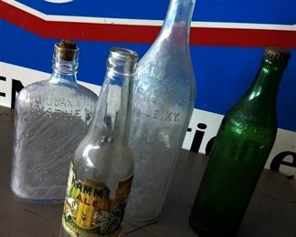 Vintage/Antique Bottles