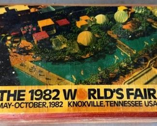 1982 World's Fair Box