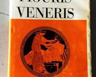 """Vintage Erotica Literature- """"De Figuris Veneris"""""""