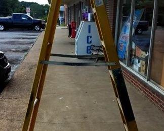 8' Aluminum Ladder