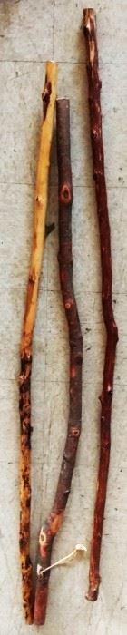 Vintage Walking Sticks