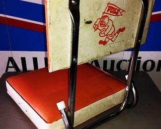 Vintage UT Vols Stadium Seat
