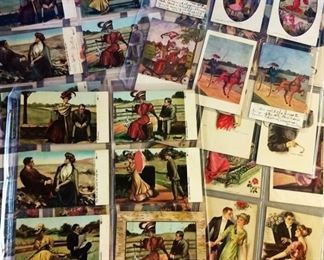 Early 1900s Postcards   WE HAVE OVER 250+ LOTS TO OFFER FOR SALE, MANY ITEMS NOT PICTURED!