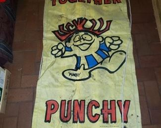"Vintage rare 1970s ""Punchy Hawaiian Punch Float"""