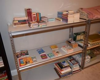 Shelving, Lots of These