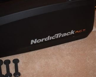 NordicTrack ACT Elyptical